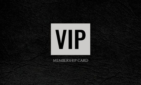 free-simple-membership-card