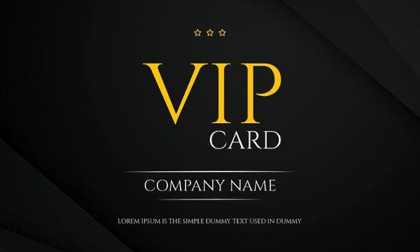 35  membership card designs  u0026 templates