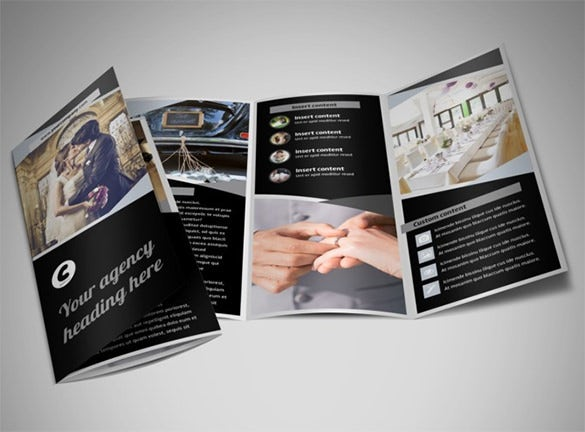 Amazing Video Brochure Templates  Free  Premium Templates