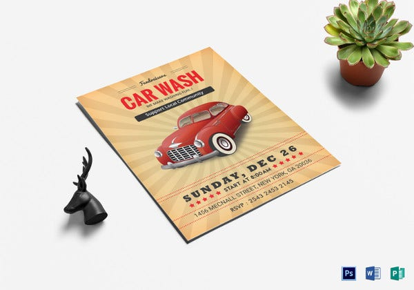 fundraiser-car-wash-flyer-template