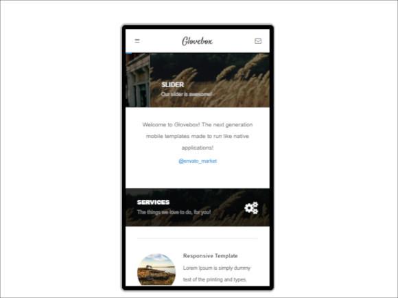 glovebox 3d mobile