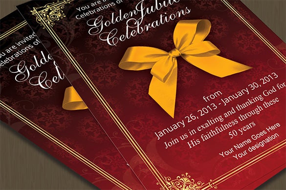 18  amazing event invitation templates designs