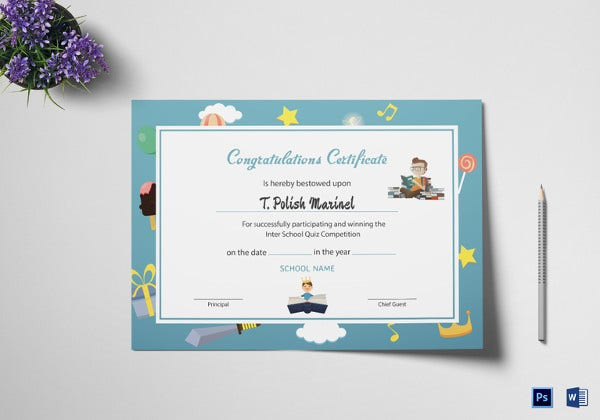 good reader award school certificate template1