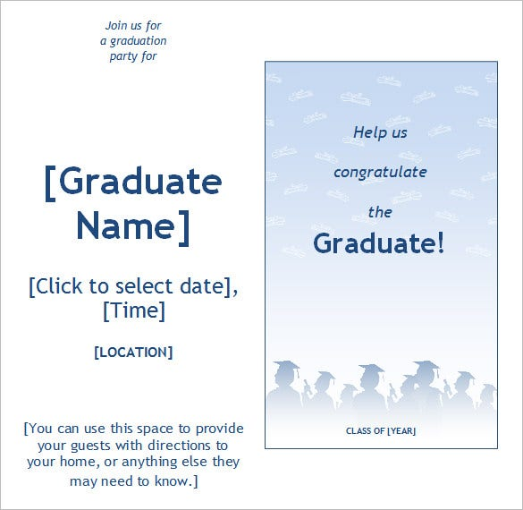 Graduation party invitation templates microsoft word military graduation party invitation templates microsoft word stopboris Images