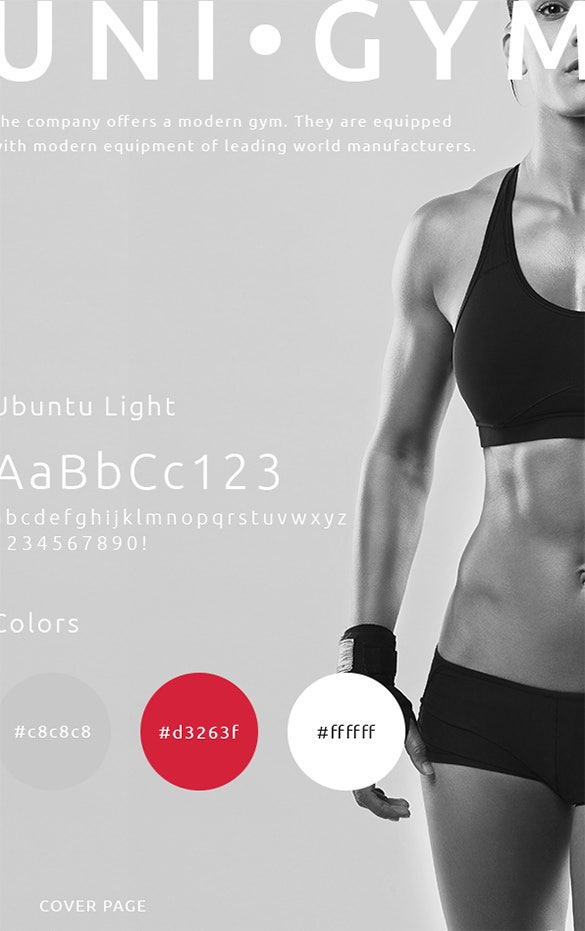 36  fitness flyer templates
