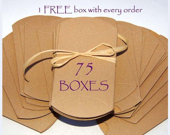 homemadepillow box templates