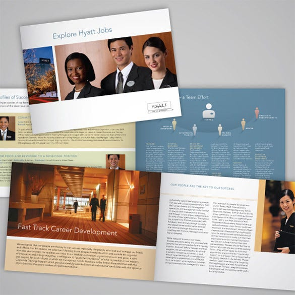 recruiting brochure template - 37 corporate brochure templates psd designs free