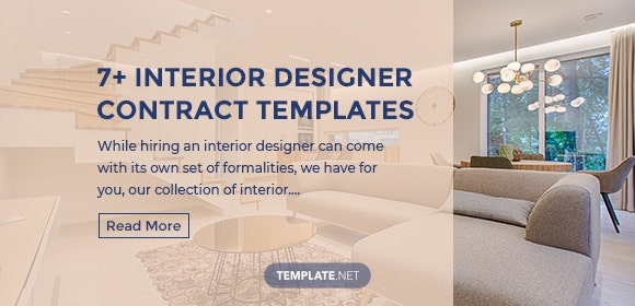7 Interior Designer Contract Templates In Pdf Ms Word Pages Google Docs Free Premium Templates