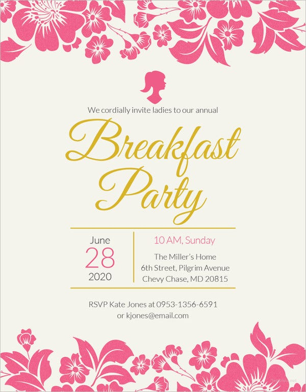 ladies-breakfast-invitation