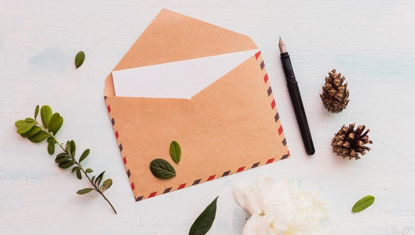 Are You About To Send A Letter By Post And Looking For The Right Envelope Size Well A2 Is Most Common Choice Writers