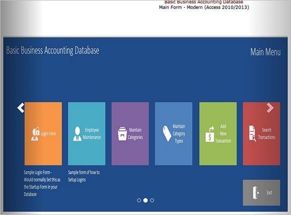 51  microsoft access templates  u2013 free samples  examples