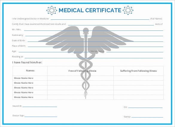medical-certificate-free-download