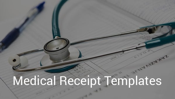 medicalreceipttemplate