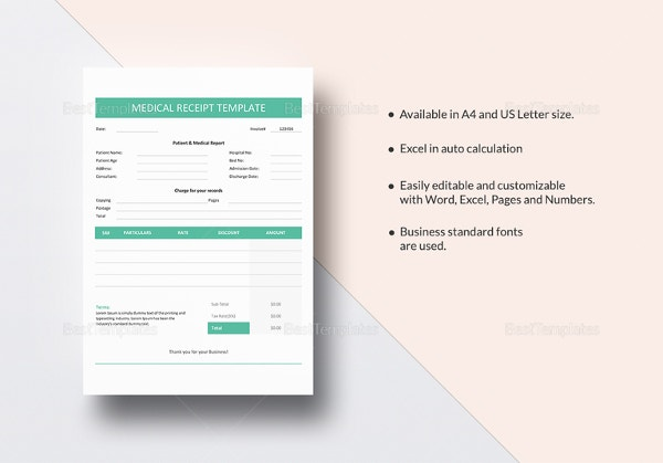 medical-receipt-template