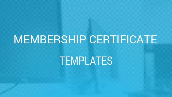 membershipcertificatetemplate