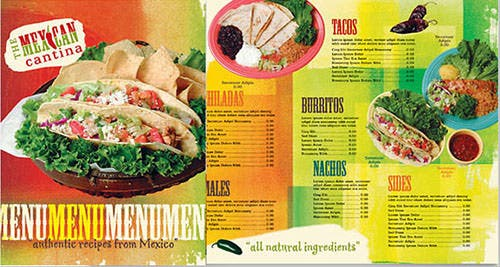 Breakfast menu templates 35 free word pdf psd eps indesign mexican restaurant menu template forumfinder Choice Image