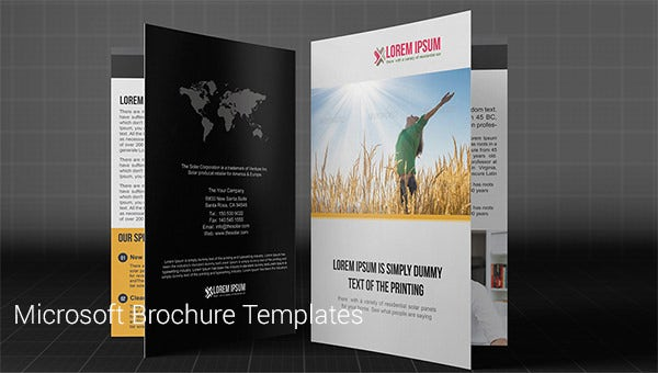 template word brochure open book word brochure template.html