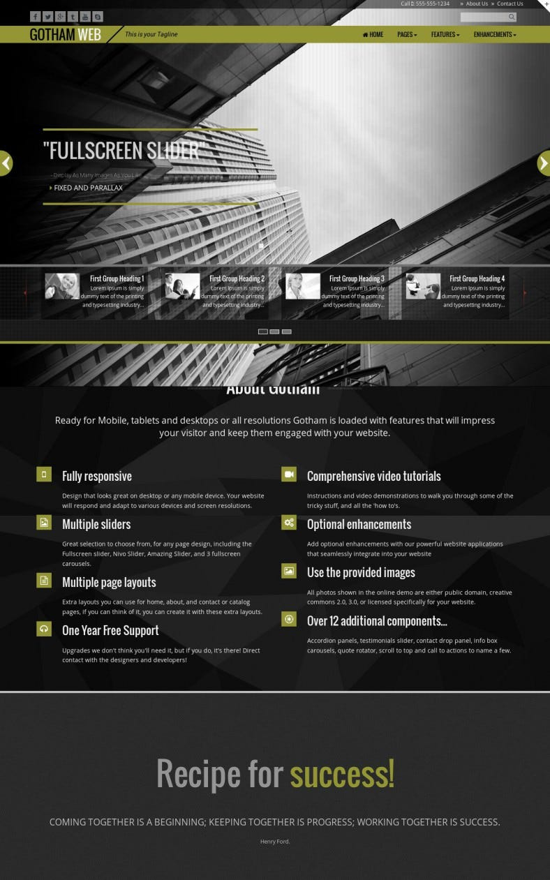 microsoft expression integrated web template 788x1261