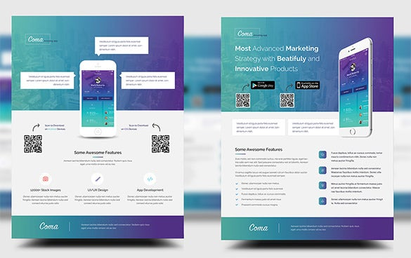 Popular PSD Promotional Flyer Templates Free Premium Templates - Promotional mailer template