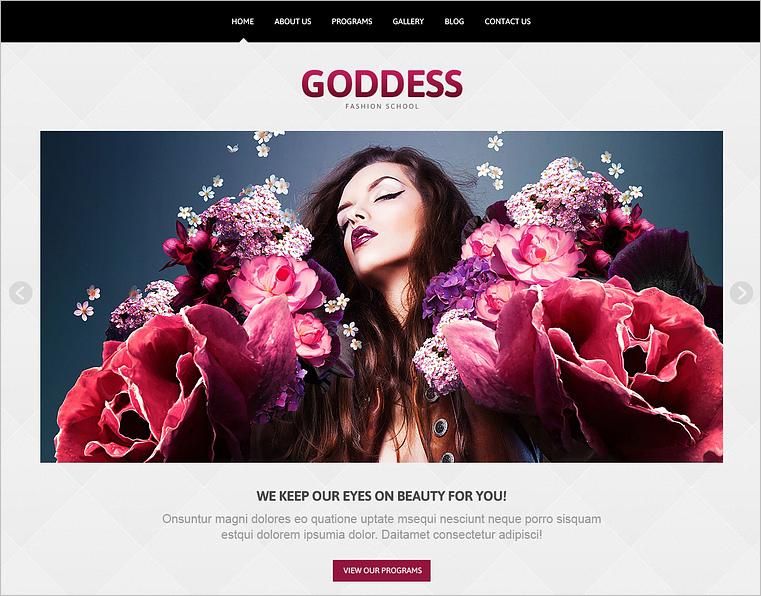 model agency responsive joomla template 3