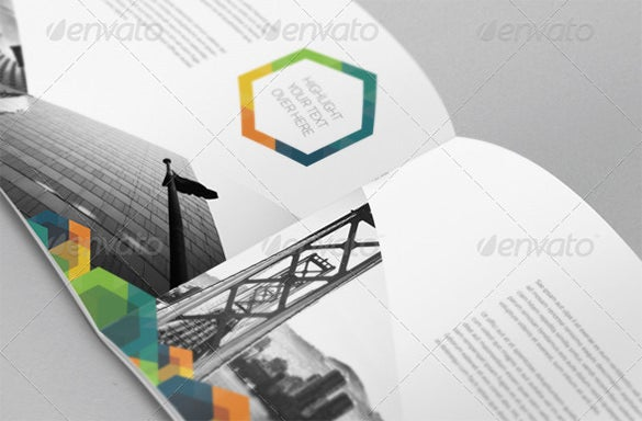 modern hexo real estate brochure template