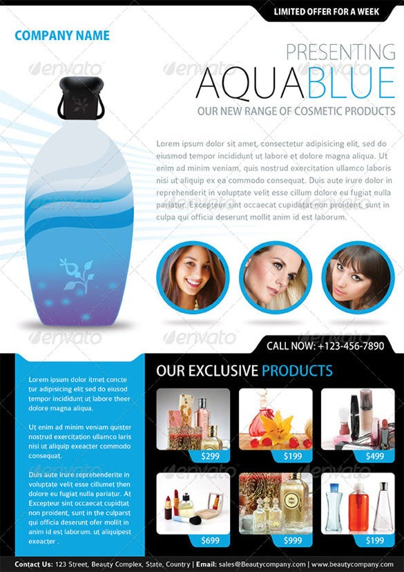 modern multi use product flyer template 6