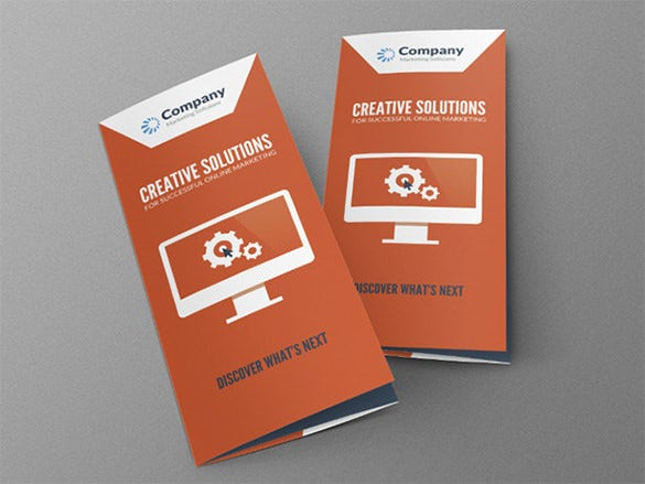 31 modern brochure design templates psd indesign for Marketing brochure template