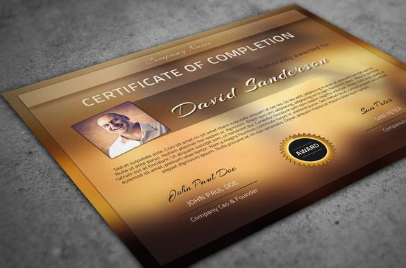 modern psd diploma certificate template 6