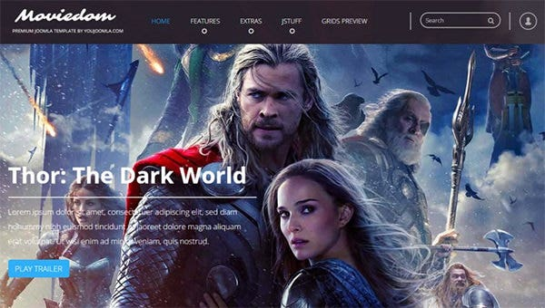 moviejoomlatemplates