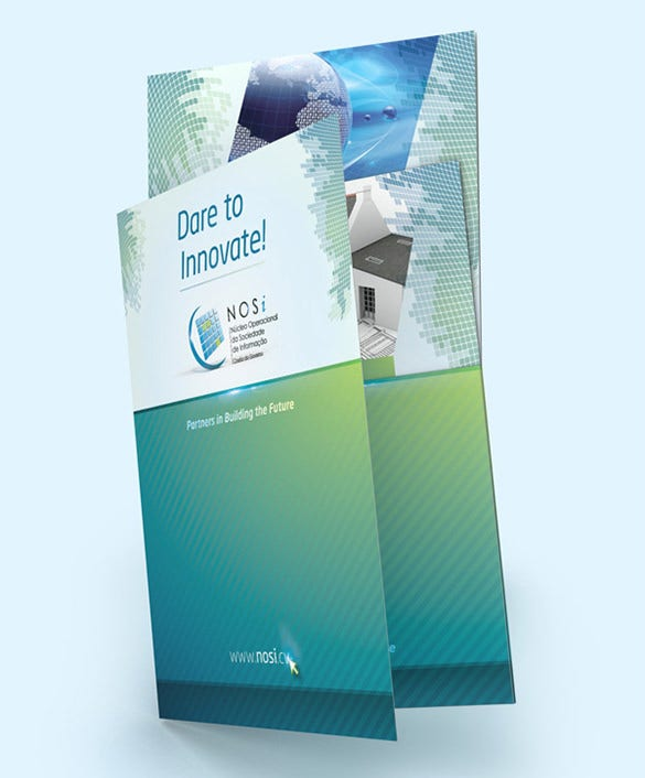 nosi event brochure template