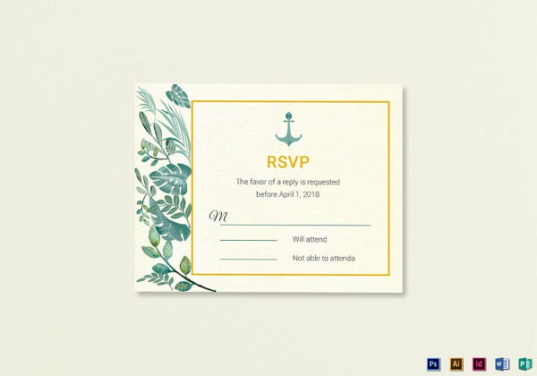nautical-wedding-rsvp-card-template