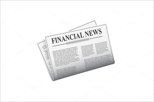 Newspaper Headline Template 13 Free Word PPT PSD EPS – Newspaper Headline Template
