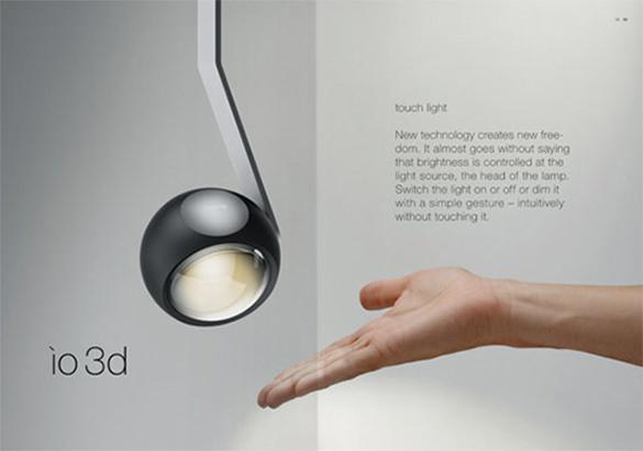 occhio io 3d product brochure