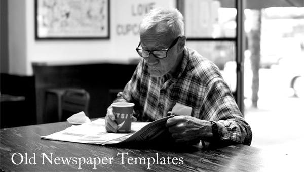 oldnewspapertemplates