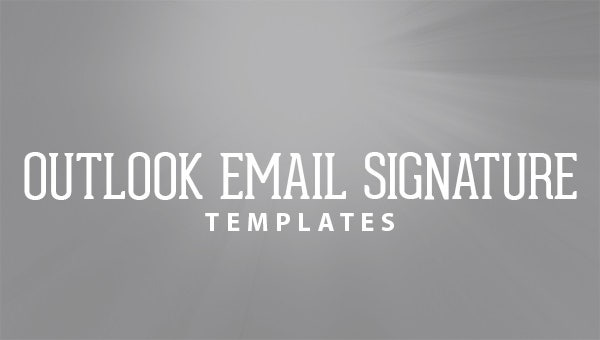 outlookemailsignature