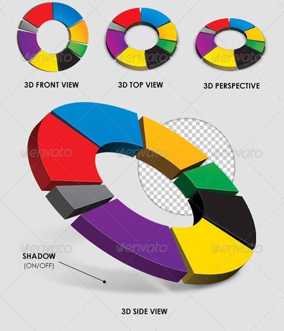 Pie Chart Template – 16+ Free Word, Excel, Pdf Format Download