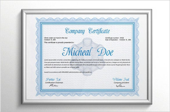 24 best diploma certificate psd templates free premium templates psd diploma certificate template 8 yadclub Choice Image