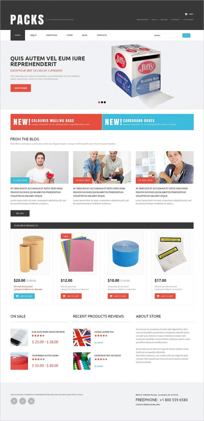 packing service provider woocommerce theme 788x1626