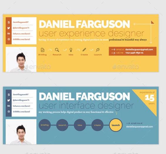 personal branding facebook timeline cover