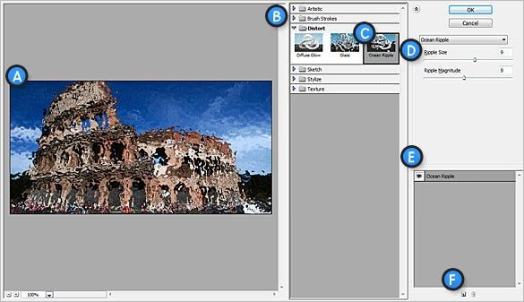 Photoshop's-Filters-Photoshop-tutorials-free