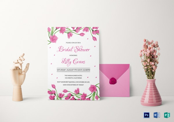 pink-floral-bridal-shower-invitation-template