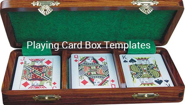 playingcardboxtemplates