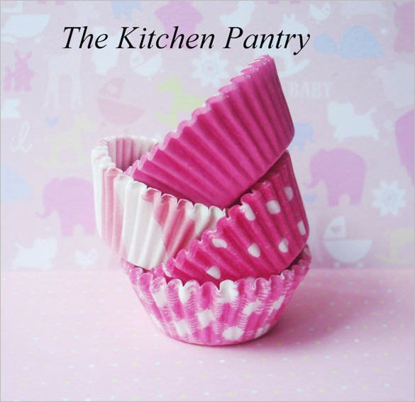premium cupcake linear 6