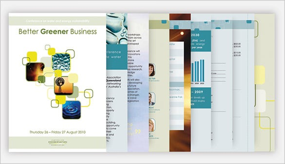 conference brochure template - 37 professional brochure templates psd pdf eps