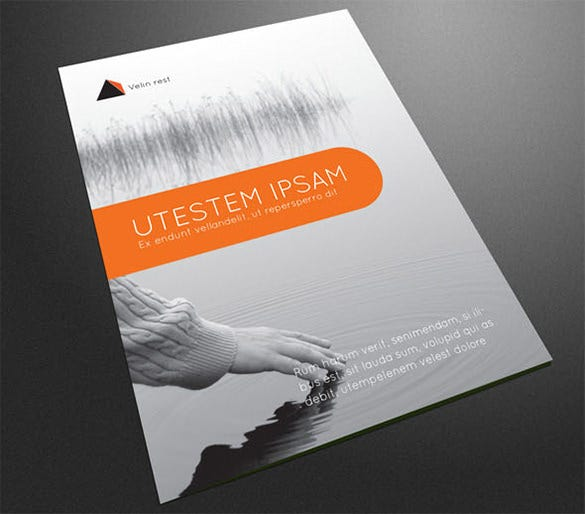 professional brochure design templates - 37 professional brochure templates psd pdf eps