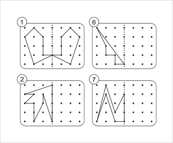 Drawing Lines Of Symmetry Worksheets Ks : Reflecting shapes worksheet ks symmetry explained for