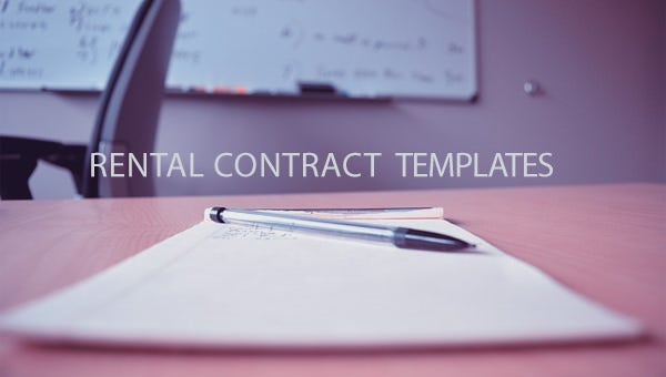 rentalcontracttemplate