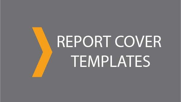 report cover templates featured image