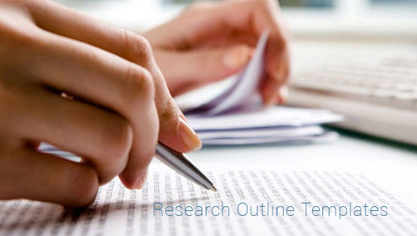 researchoutlinetemplate