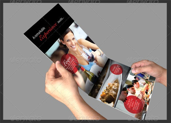 resort and hotel brochure template 8